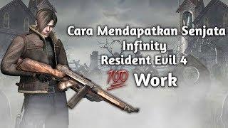 Cara Mendapatkan Senjata Infinity Di Resident Evil 4