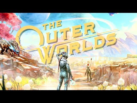 The Outer Worlds is the absurd open-world Fallout New Vegas
