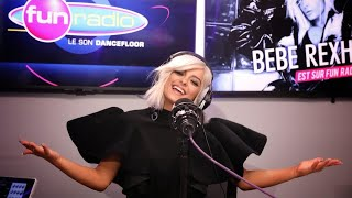 Bebe Rexha en interview dans Party Fun