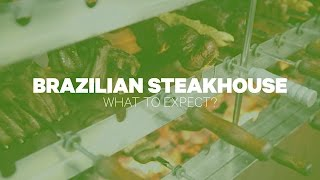 Brazilian Steakhouse: What to expect? - Video Youtube