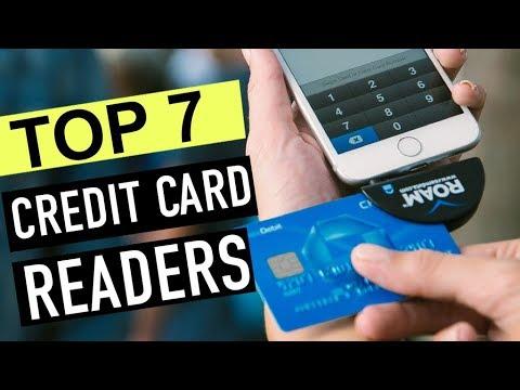 BEST 7: Credit Card Readers 2018 Reviews