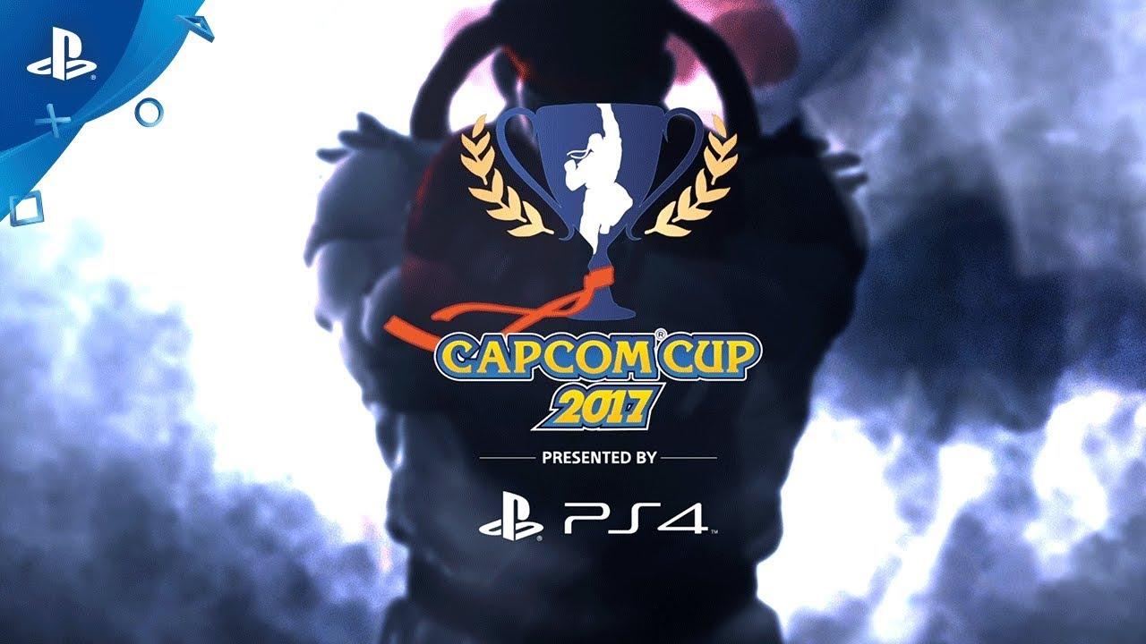 PlayStation Experience 2017: Detalles de Capcom Cup