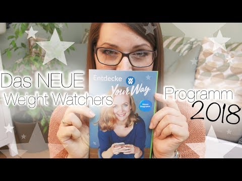Das NEUE Weight Watchers Programm 2018 | YOUR WAY ♥  (+ FAQ)