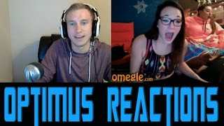 oZealous | Optimus Prime Reactions