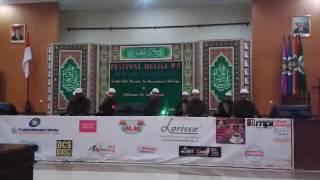 Shoutul Qolbi - Huwa 'Inda & Wahdana