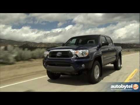 2012 Toyota Tacoma: Video Road Test and Review
