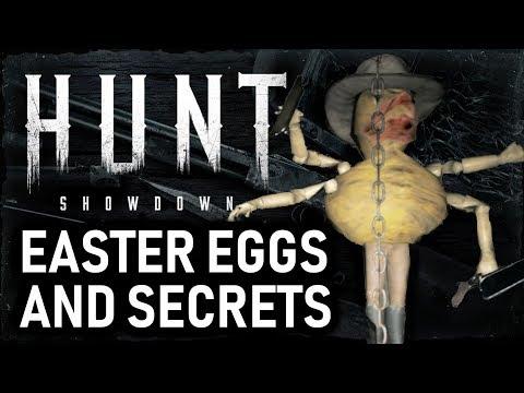 HUNT: Showdown Easter Eggs And Secrets