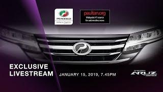 all new camry paultan innova venturer 2017 ฟร ว ด โอออนไลน ท ออนไลน คล ปว โอฟร thvideos 2019 perodua aruz suv launch livestream by org