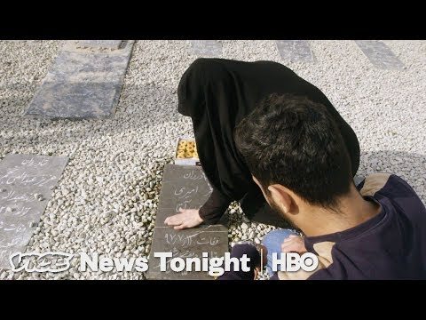 Trump's Sanctions Have Forced Some Iranians To Abandon Their Cultural Traditions (HBO)