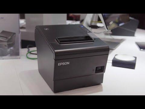 OmniLink TM-T88VI Single-station Thermal Receipt Printer | POS