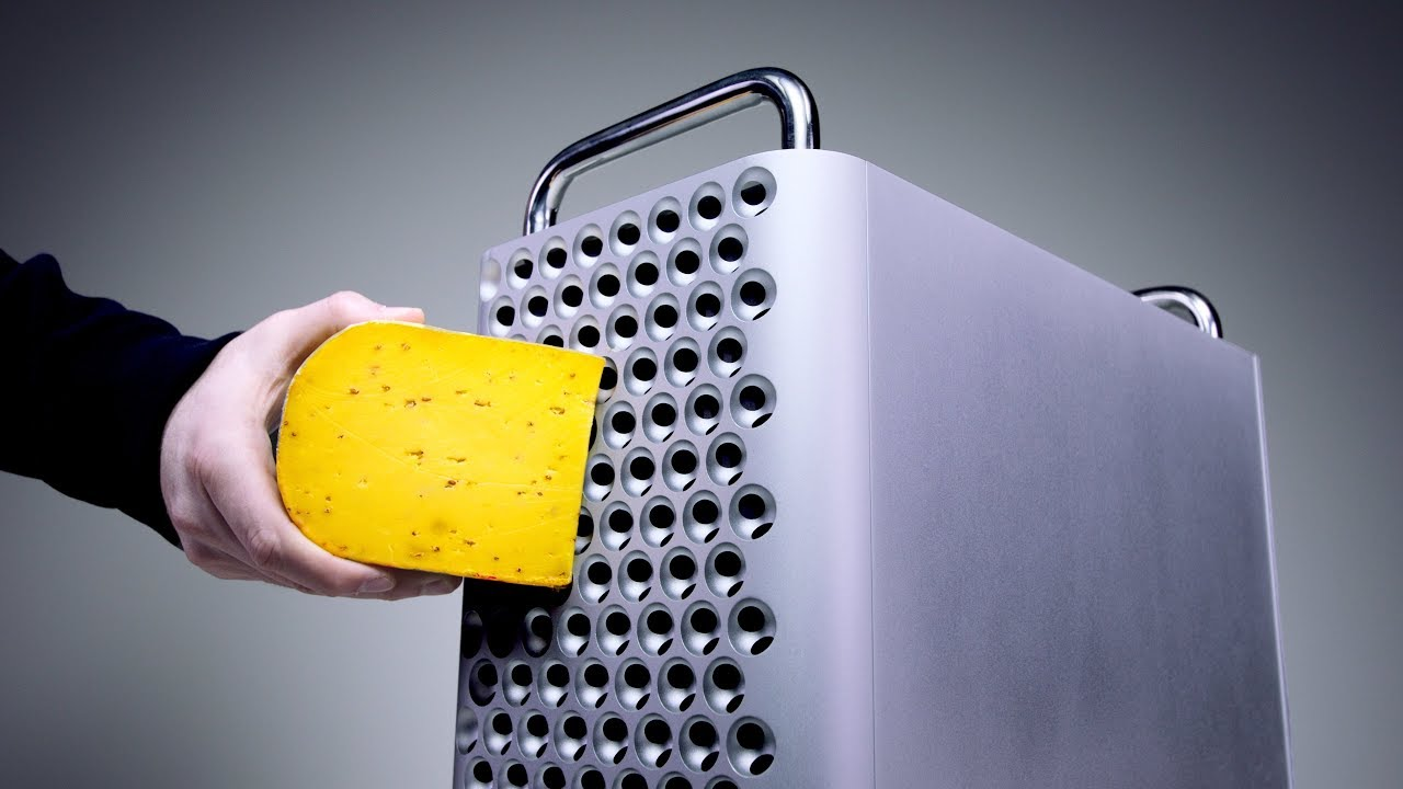My New Cheese Grater thumbnail