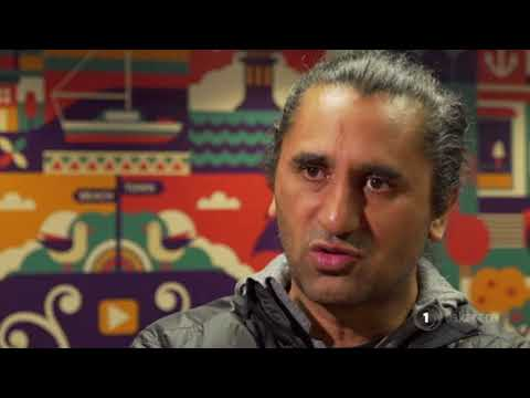 , title : 'Cliff Curtis reveals motivation for becoming a filmmaker'
