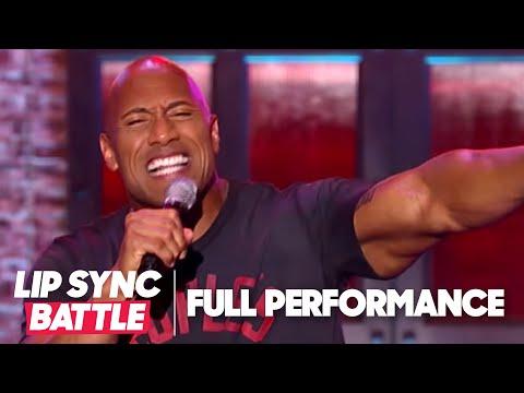 Dwayne Johnsons Shake It Off Vs Jimmy Fallons Jump In The Line Lip Sync Battle