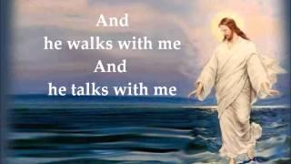 In The Garden (Lyrics Video) By: Brad Paisley