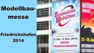preview picture of video 'Modellbaumesse Friedrichshafen 2014'