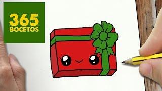 Como Dibujar Kawaii 365bocetos Navidad मफत ऑनलइन