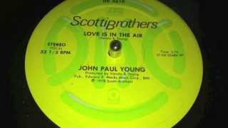 John Paul Young  / Love Is In The Air (Extended)