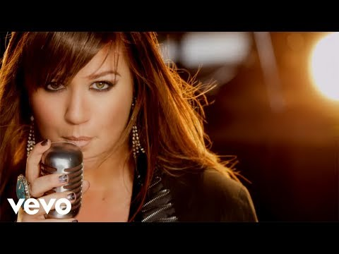 Kelly Clarkson - Stronger (What Doesn't Kill You) [Official Video]