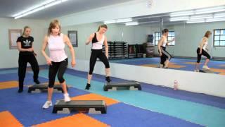 Step Aerobic 1 - Hanka Kynychová