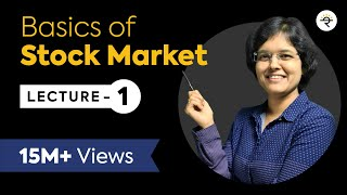 Basics of Stock Market For Beginners Lecture 1 By CA Rachana Phadke Ranade - Download this Video in MP3, M4A, WEBM, MP4, 3GP