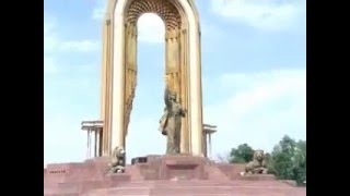 preview picture of video 'Tours-TV.com: Amir Ismail Samani Monument'