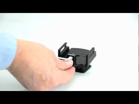 Play Video: Adjustable iPhone Holder for Rugged Cases and Lightning to USB Cable
