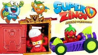 Super Zings • Kaboom City • bajki dla dzieci