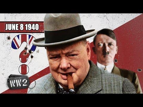 Zůstane Británie ve válce? - Druhá světová válka