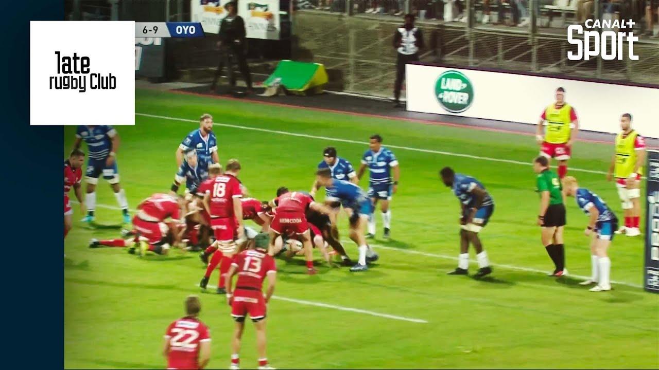Oyonnax s'impose face aux Vannetais (6-23) - Pro D2
