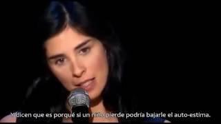 Sarah Silverman  Stand Up Subtitulado Jesus is magic