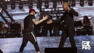 "Eminem Ft. Dr. Dre   Still D.R.E., Nuthin' But A ""G"" Thang, Forgot About Dre, California Love (W2!)"