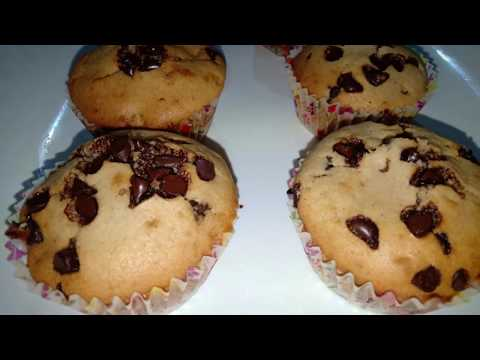 Chocochip Cheese muffins |How to make Homemade Cheese and Chocolate Chip Muffins