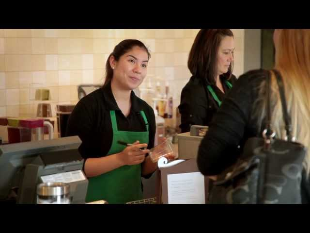 careers working at starbucks