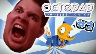 preview picture of video 'Dad's Rage Groceries | #2 | Octodad Dadliest Catch'