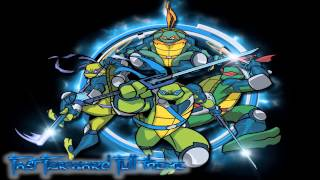 TMNT Fast Forward Full Opening Theme Song (Extended/Remix)