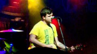 """Anthony Green - """"There Will Be Blood"""" Song - Acoustic Show @ The Culture Room 3/18/2011"""