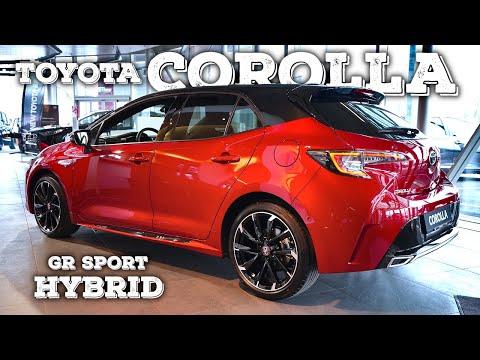 Toyota Corolla GR Sport Hybrid 2021
