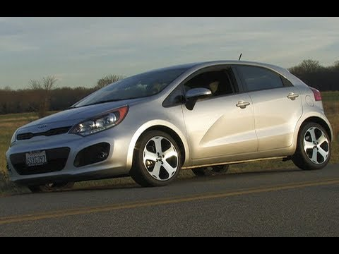 2012 Kia Rio 5-Door Review : MPGomatic Test Drive