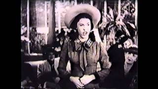 Wait for the Wagon--Judy Canova