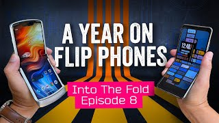 My Year With The Foldables That Brought Flip Phones Back