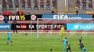 FIFA 15 - Moya