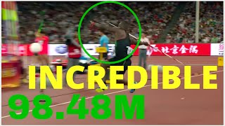TOP 5 | Longest Javelin Throws | Javelin Throw World Records