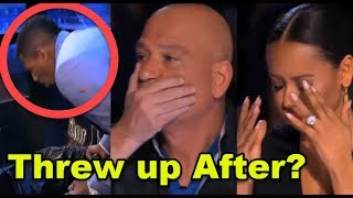 Top 5 *EXTREME & SCARY & UNEXPECTED* Acts! Don