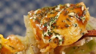 Tonpeiyaki (Easy Okonomiyaki) Recipe