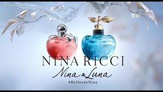 Парфюмерия и косметика, Nina Ricci - Nina & Luna