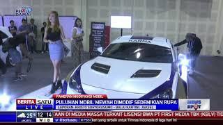 Puluhan Mobil Modifikasi Meriahkan IMX 2018