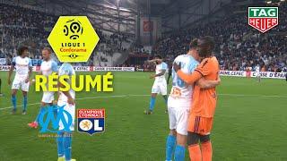 Olympique de Marseille - Olympique Lyonnais ( 0-3 ) - Résumé - (OM - OL) / 2018-19