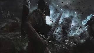 Атака Талморцев на Вайтран. (Skyrim)