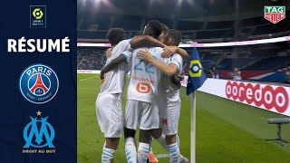 PARIS SAINT-GERMAIN - OLYMPIQUE DE MARSEILLE(0 - 1 ) - Résumé - (PARIS SG - OM) / 2020/2021