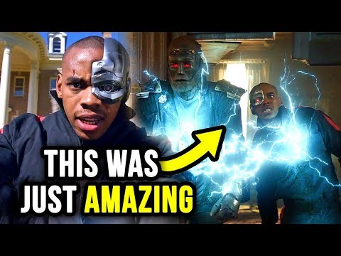 CYBORG is FANTASTIC! Superboy Did WHAT?! - Doom Patrol Episode 2 Review
